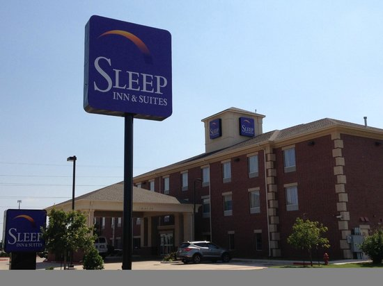 Sleep Inn & Suites Lawton, Oklhoma