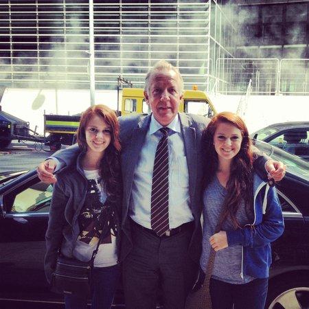 Optimum Chauffeur Drive - Day Tours : Jimmy Kramer, Optimum Chauffeur Drive