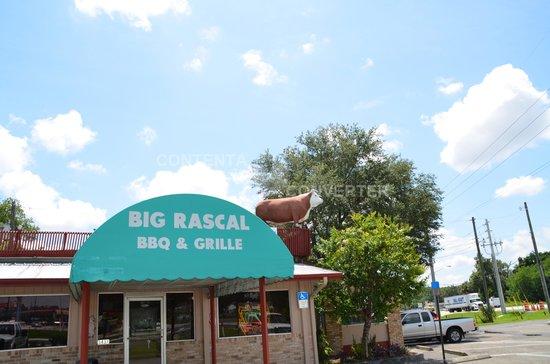 Big Rascal BBQ & Grille