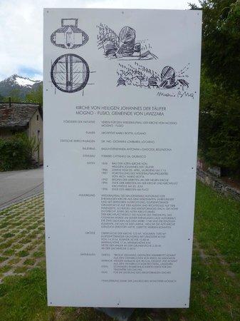 Mario Botta's Mountain Church: ... und die Geschichte!