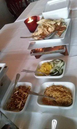 China : Orientaalse rijsttafel
