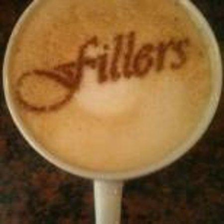 Fillers Coffee Bar: mmmm