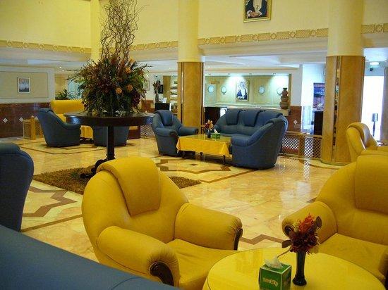 Haffa House Hotel : Reception