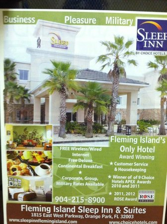 Sleep Inn & Suites: Refresh Program