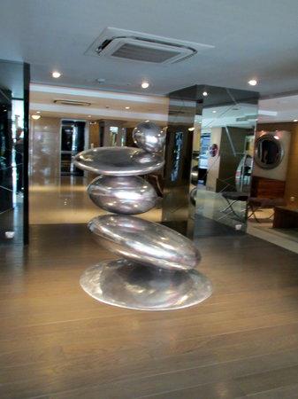 Avantgarde Levent Hotel : Beautiful Lobby