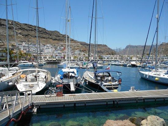 Filin Apartments: Puerto de Mogan is beautiful