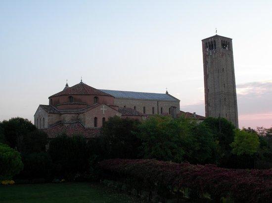 Locanda Cipriani: La Cattedrale di Torcello vista dalla camera
