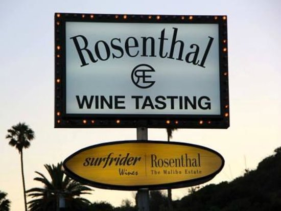 Photo of Tourist Attraction Rosenthal Wine Bar & Patio at 18741 Pacific Coast Highway, Malibu, CA 90265, United States