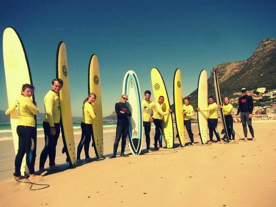 Stoked School of Surf Lessons & Surf Trips: Good Times