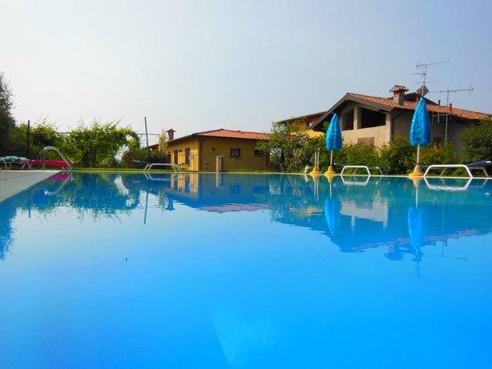 Agriturismo i Vegher: Pool