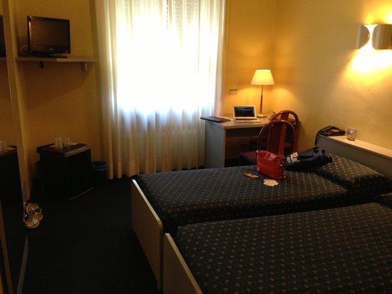 Hotel Mennini: double room
