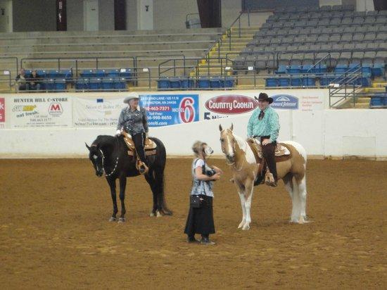Virginia Horse Center: Winner