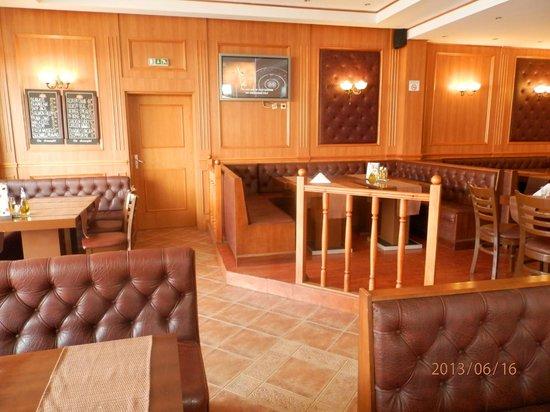 Hotel Atol: Restaurant