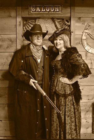 Gatlinburg Photography: Mom and Dad need their own photo as well.