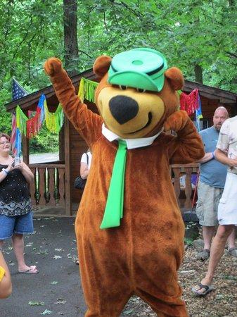 Yogi Bear's Jellystone Park Camp-Resort Hagerstown: Yogi Bear™