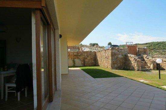Resort Le Saline Palau: esterno
