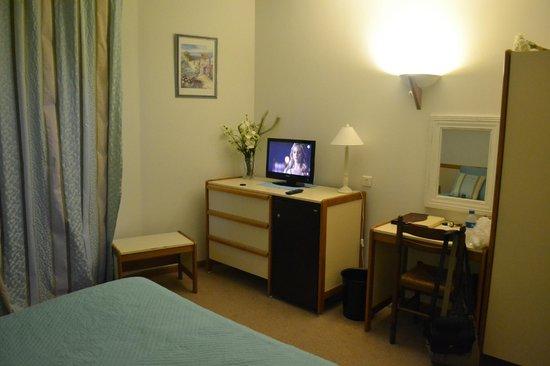 Hotel Le Mas del Pechs: Chambre supérieure