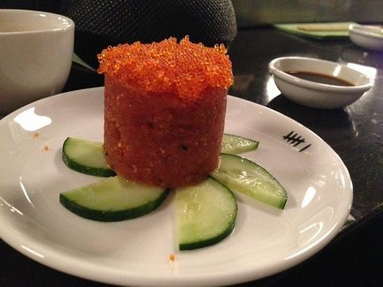 Kai Sushi Oerlikon: Spicy Tuna Tartar