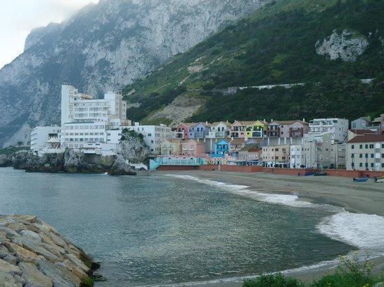 Caleta Hotel: hotel & beach