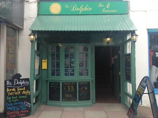 The Dolphin Bar Amp Restaurant Newquay Restaurant Reviews