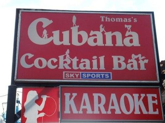 Cubana Cocktail Bar Photo
