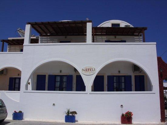 Nefeli Villa: Villa Nefeli