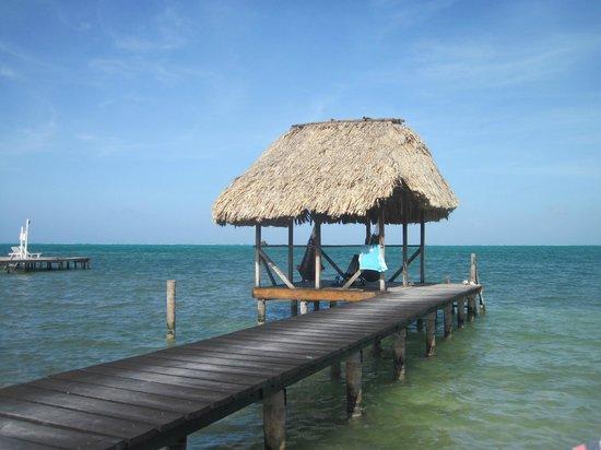Colinda Cabanas: palapa