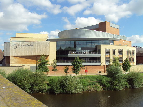 Theatre severn shrewsbury 2019 all you need to know - Shrewsbury hotels with swimming pools ...