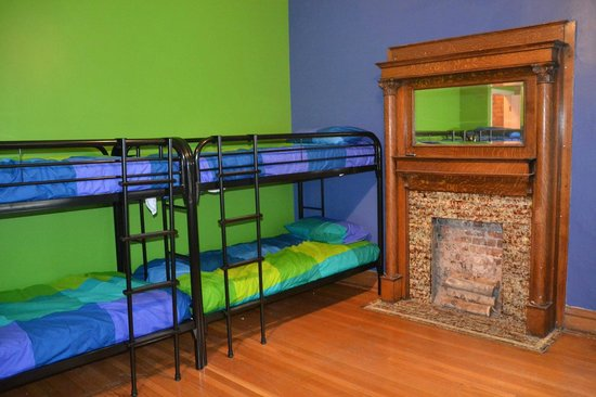 Wrigley Hostel: Bedroom