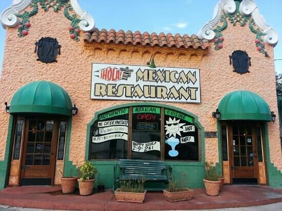 S Main St Mexican Restaurant Arkansas
