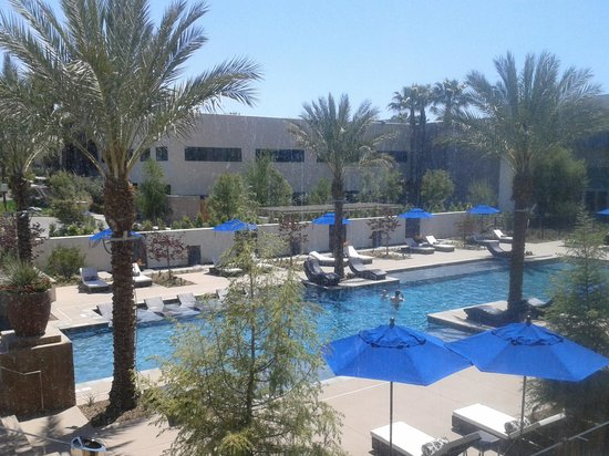 Viejas Casino & Resort: View from our 2nd floor room