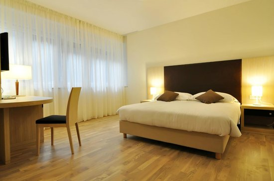 Scallop Rooms: Double room