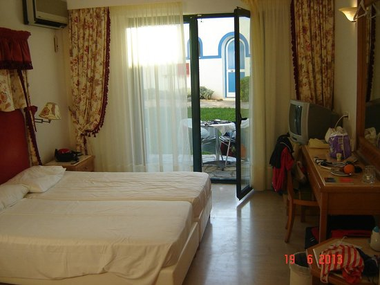 Mitsis Rinela Beach Resort & Spa: camera