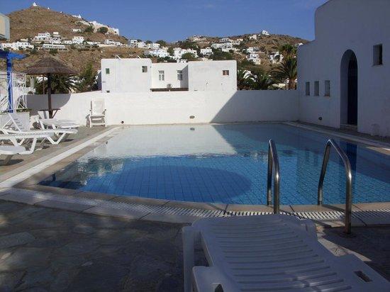 Mare Monte: Swimming pool