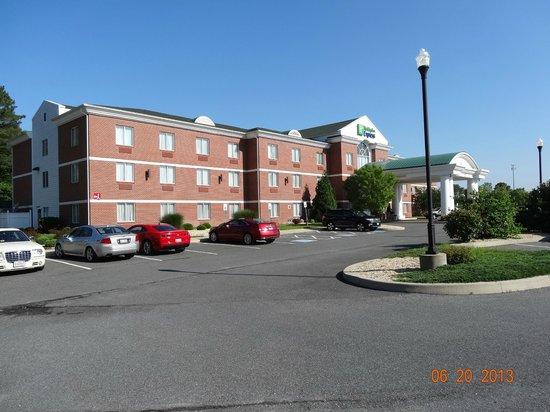 Holiday Inn Express Salisbury-Delmar : Holiday Inn Express, Delmar, MD