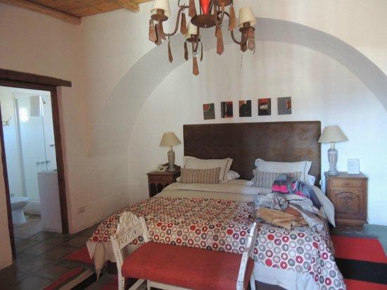 El Cortijo Hotel Boutique: habitacion decorada a la perfección