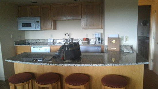 WorldMark Bend - Seventh Mountain Resort: kitchen