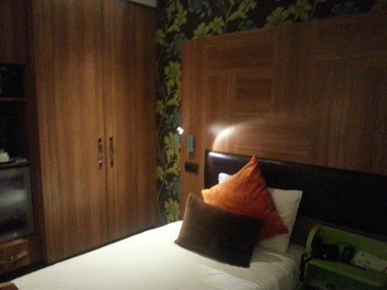 Konak Hotel: la chambre
