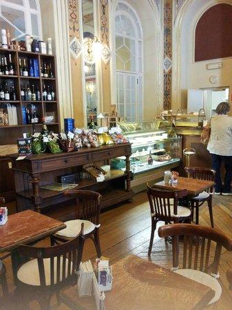Grand Hotel Nuove Terme: bar e piccola ristorazione