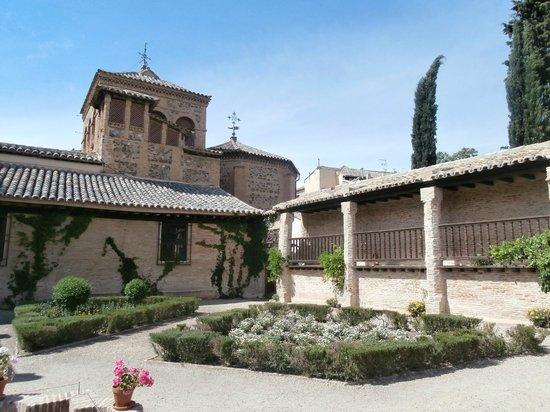Museo del Greco : giardino