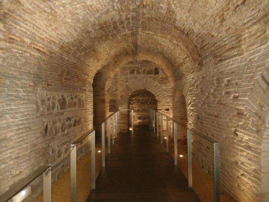 Museo del Greco : grotte sotterranee