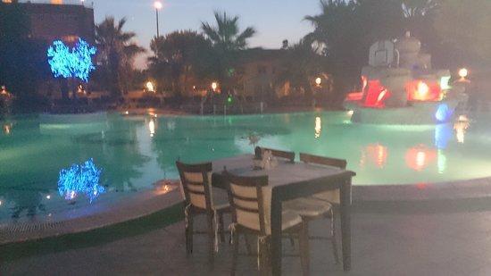 Tropicana Garden Hotel: pool view so beautiful