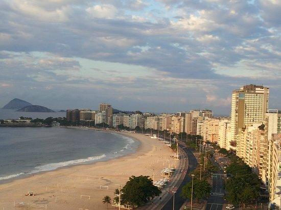 JW Marriott Hotel Rio de Janeiro: Vista do Terraço do Hotel