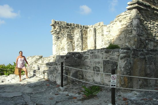 Park Royal Beach Resort Cancun: ruinas mayas