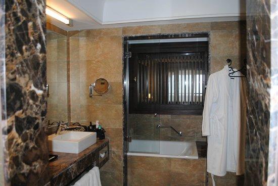 Hotel Riu Palace Tikida Agadir: bathroom