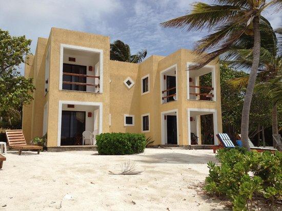 Casa Paraiso: The hotel
