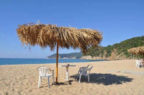 Villa Angela: Aselinos beach