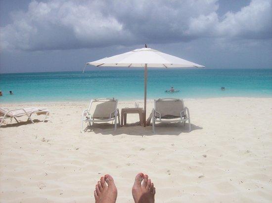 Seven Stars Resort & Spa: on the beach