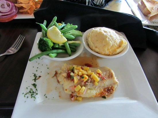 Riverhouse Reef & Grill: Melt in Your Mouth Butterfish