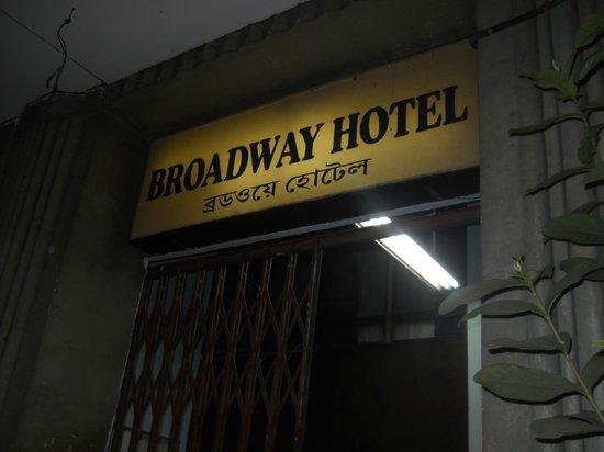 Broadway Hotel: hotel de légende
